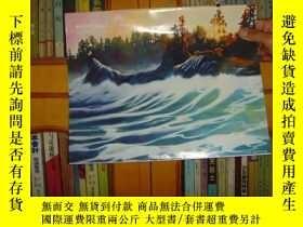二手書博民逛書店2007國外掛歷(westoast罕見impressions(1