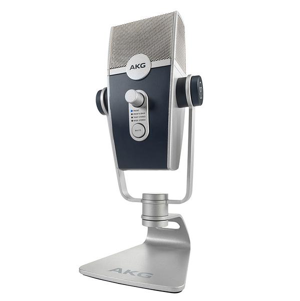 【音響世界】AKG Lyra手機直播立體聲麥克風192KHz高取樣多收音模式USB MIC