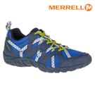 MERRELL 男 ML034053 水陸兩棲運動鞋 WATERPRO MAIPO 2【深藍-寶藍】/ 城市綠洲 (抗菌防臭、黃金大底)