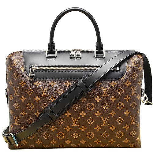 Louis Vuitton LV M54019 Porte Documents Jour 經典花紋附斜背帶手提公事包 全新 預購 【茱麗葉精品】