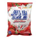 義美知心水果軟糖-草莓 100g【合迷雅好物超級商城】