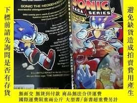 二手書博民逛書店Sonic罕見Saga Series 1: Darkest St