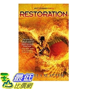 2018 amazon 亞馬遜暢銷書 Restoration: Verity Fassbinder Book 3