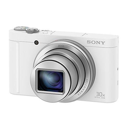 SONY 數位相機 DSC-WX500/W 白色