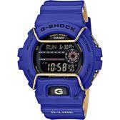 CASIO 卡西歐 G-SHOCK 抗寒極限腕錶-藍 GLS-6900-2DR / GLS-6900-2