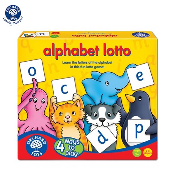 【英國Orchard Toys】桌遊-字詞學習4合1