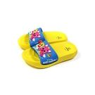 碰碰狐 鯊魚寶寶 BABY SHARK 拖鞋 戶外 藍/黃 中童 童鞋 PIKS06416 no740