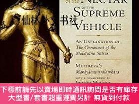 二手書博民逛書店【罕見】A Feast of the Nectar of the Supreme Vehicle : An Exp