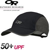 【Outdoor Research 美國 SWIFT CAP 快乾棒球帽〈黑〉】243430/棒球帽/鴨舌帽/遮陽帽