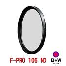 德國 B+W  72mm ND-106  減光鏡