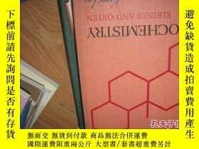 二手書博民逛書店BIOCHEMISTRY罕見KLEINER AND ORTEN
