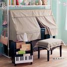 日本迪士尼限定防塵鋼琴罩椅2入組1221...