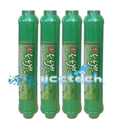 優質台灣製孟宗竹後置竹碳濾心小T/33●一次購4支,優惠價:1000元●