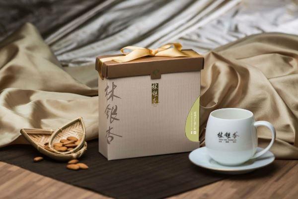 【林銀杏】經典杏仁薏仁粉(甜) 600g 含運價690元