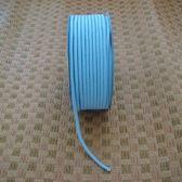 彩色素面鬆緊帶(粉藍色)/彈力繩/口罩繩/綁髮帶