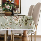 時尚優雅空間餐桌布 茶几布 隔熱墊 鍋墊 杯墊 餐桌巾 57 (100*160cm)