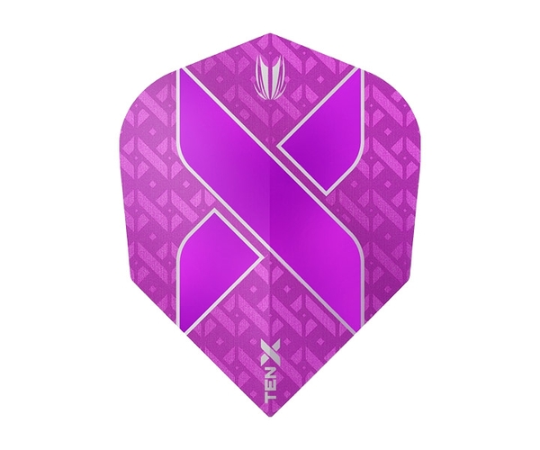 【TARGET】VISION ULTRA TEN- x  SHAPE Purple 333500 鏢翼 DARTS