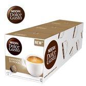 雀巢 新型膠囊咖啡機專用 義大利摩卡式濃縮咖啡膠囊 料號 12316377 ★摩卡壺的獨特韻調與焦香