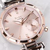 【人文行旅】Sheen   SHE-4051SG-4AUDF 閃耀淘金簡約腕錶