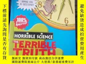 二手書博民逛書店Horrible罕見Science: Terrible Trut
