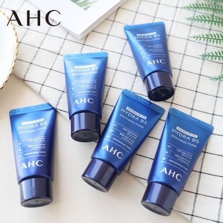 韓國 AHC B5玻尿酸洗面乳 EX升級版 中樣 30ml 面乳 洗顏乳 洗面乳 洗臉 清潔 卸妝