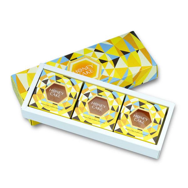 日本 SHISEIDO 資生堂 蜜澤金蜂蜜香皂 3入
