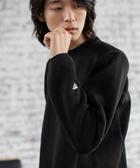 出清 圓領套頭上衣 男T恤 FreeSpeech 特別訂製 CATION FLEECE  日本品牌【coen】