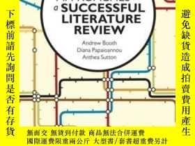 二手書博民逛書店Systematic罕見Approaches To A Successful Literature Review奇