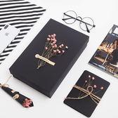 精美禮物盒正方形簡約大號禮盒長方形情人節禮品盒生日禮物包裝盒