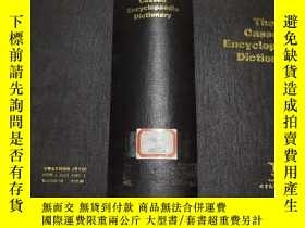 二手書博民逛書店The罕見Cassell Encyclopaedia DictionaryY286151 世界圖書出版公司