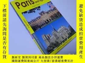 二手書博民逛書店Paris罕見- dates,facts and figures
