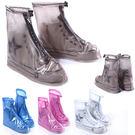☆LI YU 時尚輕便 防雨鞋套☆ 鞋底凹凸設計 提高止滑效果 簡約外型 雨鞋套 防水鞋套 男女款