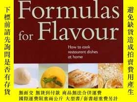 二手書博民逛書店Formulas罕見For FlavourY255562 John Campbell Conran Octop