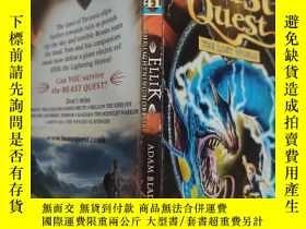二手書博民逛書店beast罕見quest the lost world 野獸探索失落的世界. Y200392