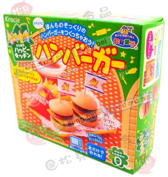 《松貝》知育果子創意DIY漢堡小達人22g【4901551354283】d24