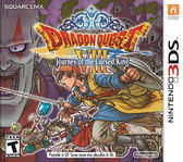 3DS 勇者鬥惡龍 8 天空與海洋與大地與受詛咒的公主(美版代購)