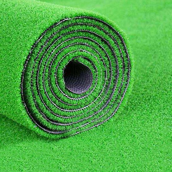 仿真植物 仿真草坪墊綠色假人造草皮足球場戶外綠植裝飾人工塑料幼兒園地毯-快速出貨