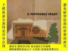 二手書博民逛書店海明威:流動的盛宴罕見A Moveable Feast by E