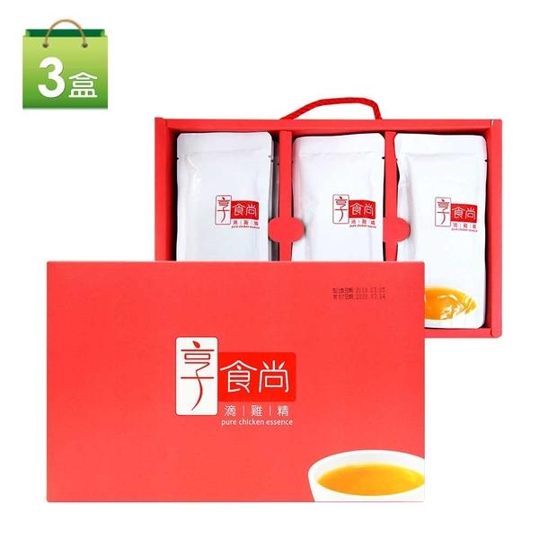 享食尚 滴雞精15入*3盒-60ml/入