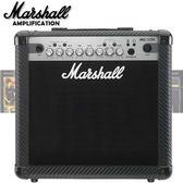【非凡樂器】Marshall MG15CFX 經典電吉他音箱 / 贈導線 公司貨保固