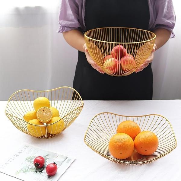北歐創意家用客廳鐵藝糖果盆