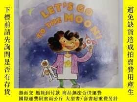 二手書博民逛書店Let s罕見Go to the MoonY19139 Eric