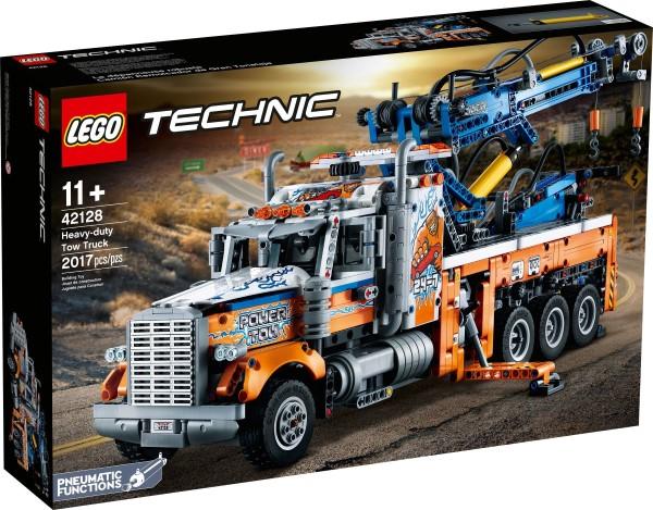 樂高LEGO TECHNIC 重型拖吊車 42128 TOYeGO 玩具e哥