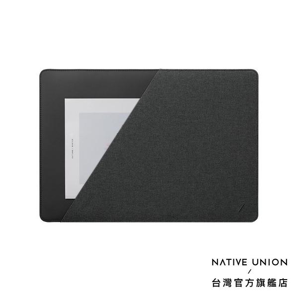 【NATIVE UNION】STOW SLIM 磁吸式電腦包 -暗岩黑