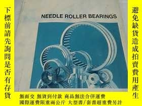二手書博民逛書店Needle罕見Roller BearingsY226574