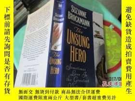 二手書博民逛書店SUZANNE罕見BROCKMANN THE UNSUNG HERO蘇珊娜布羅克曼的unsung英雄 如圖 37-
