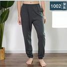 春秋季男士單件睡褲純棉長褲純色素色寬鬆加大碼夏季空調房家居褲 小山好物