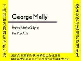 二手書博民逛書店Revolt罕見Into StyleY256260 George Melly Faber And Faber
