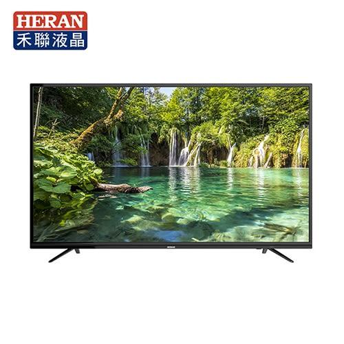 ★新春省荷包★【HERAN 禾聯】50型 LED液晶顯示器+視訊盒 (HD-504KS1+MI5-S01) 僅指送不含安裝