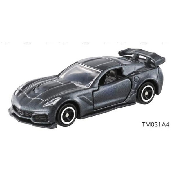 TOMICA NO.031雪佛蘭Corvette ZR1 TM031A4 多美小汽車